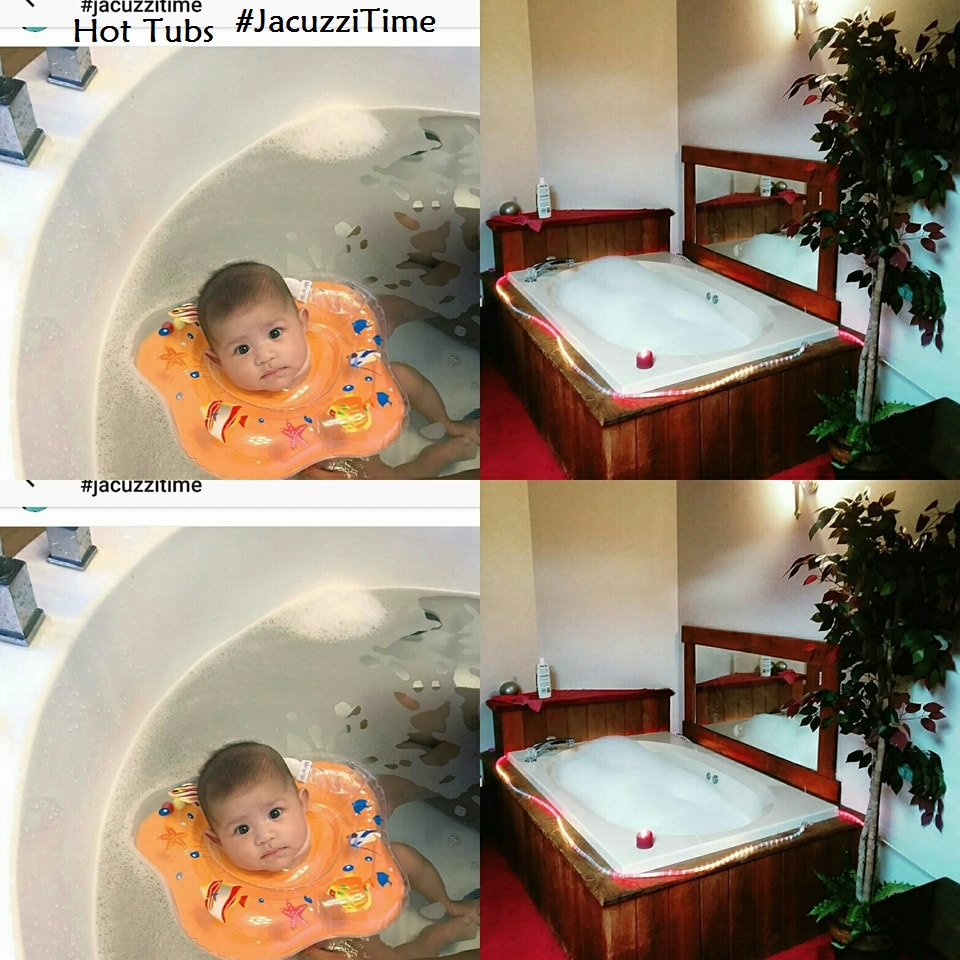 Hotel Room With Jacuzzi Luxurious experience