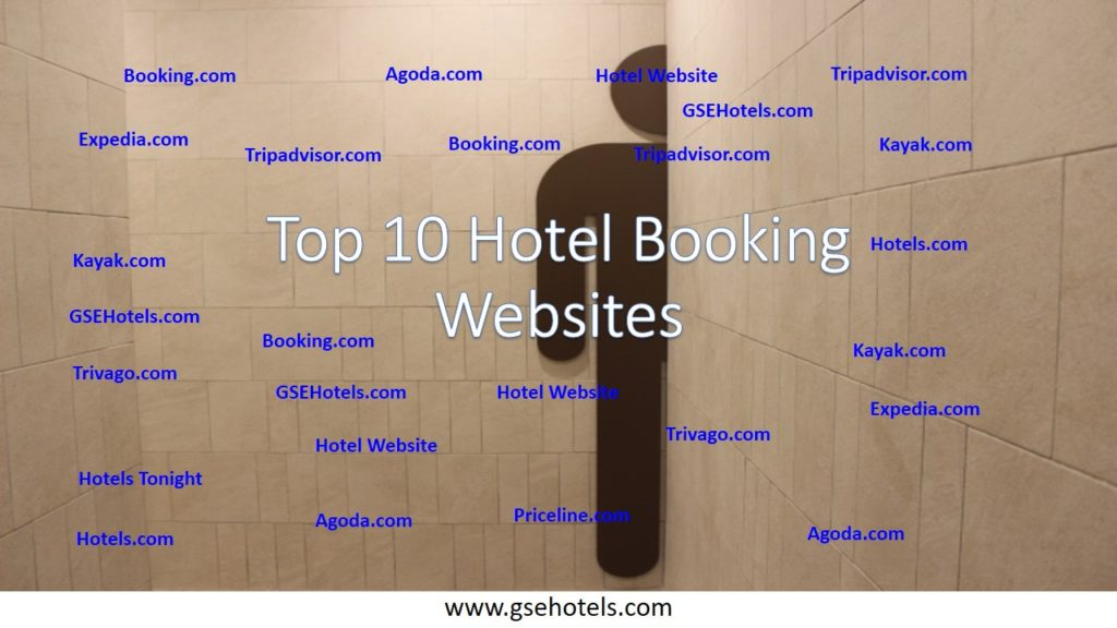 Top 10 Hotel Booking Websites
